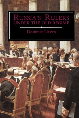 9780300049374: Russia's Rulers Under the Old Regime