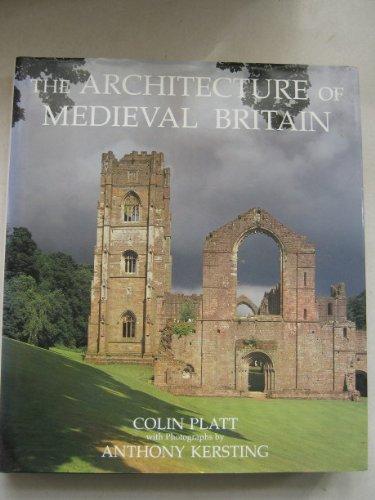 9780300049534: The Architecture of Mediaeval Britain