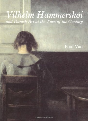 9780300049565: Vilhelm Hammershoi and Danish Art at the Turn of the Century
