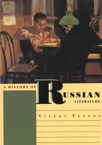 9780300049718: A History of Russian Literature