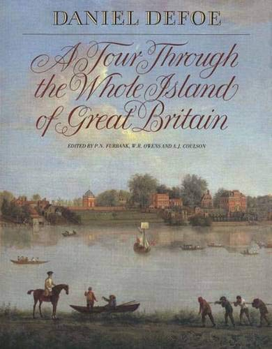 9780300049800: A Tour through the Whole Island of Great Britain: Abridged and Illustrated Edition