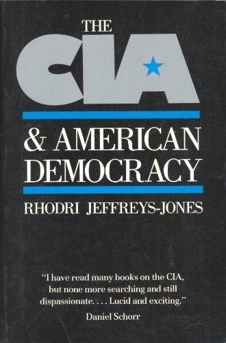 9780300050172: The CIA and American Democracy