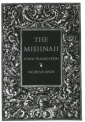 9780300050226: The Mishnah: A New Translation