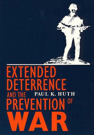 9780300050615: Extended Deterrence and the Prevention of War