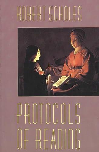 9780300050622: Protocols of Reading