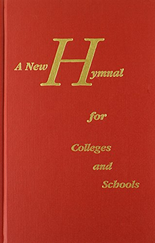 9780300051131: A New Hymnal for Colleges and Schools