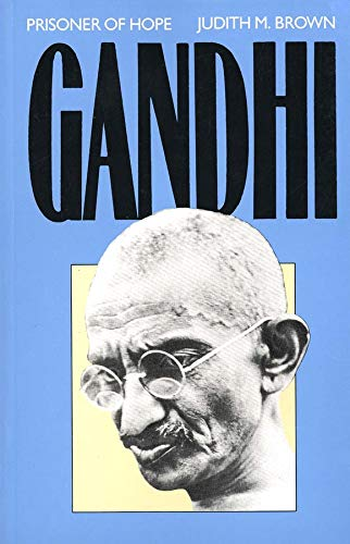 9780300051254: Gandhi: Prisoner of Hope