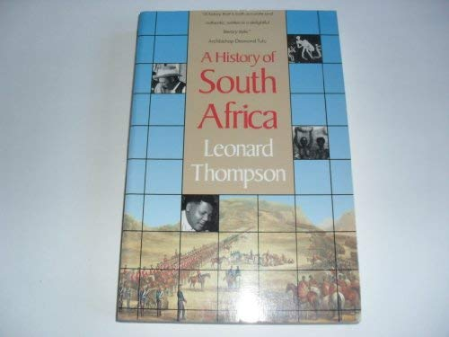 9780300051353: A History of South Africa