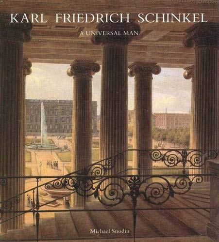 9780300051650: Karl Friedrich Schinkel: A Universal Man