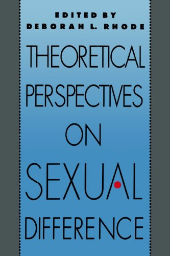 9780300052251: Theoretical Perspectives on Sexual Difference