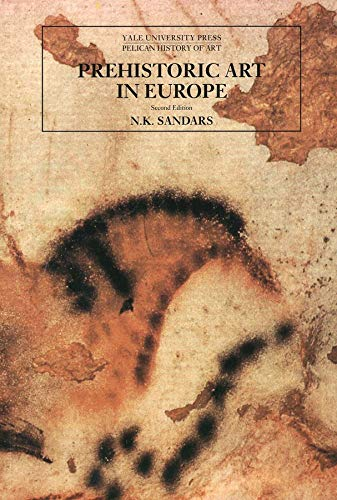 9780300052862: Prehistoric Art in Europe (The Yale University Press Pelican History)