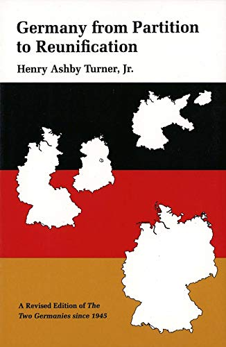 9780300053470: Germany from Partition to Reunification: A Revised Edition of The Two Germanies Since 1945