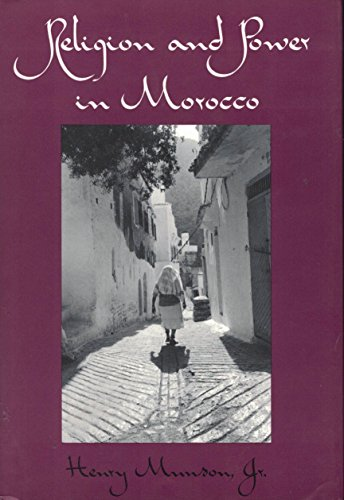 9780300053760: Religion and Power in Morocco