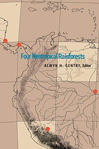 9780300054484: Four Neotropical Rainforests