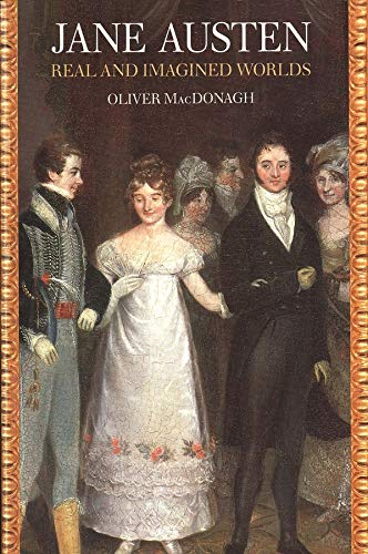 9780300054491: Jane Austen: Real and Imagined Worlds