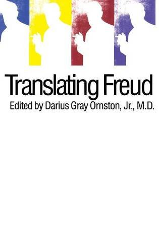 9780300054545: Translating Freud