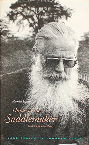 9780300054576: Hands of the Saddlemaker (Yale Series of Younger Poets)