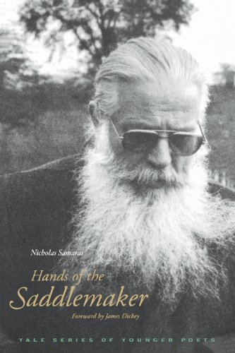 9780300054583: Hands of the Saddlemaker (Yale Series of Younger Poets)
