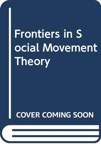 9780300054859: Frontiers in Social Movement Theory