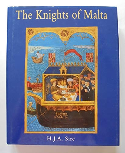 9780300055023: The Knights of Malta