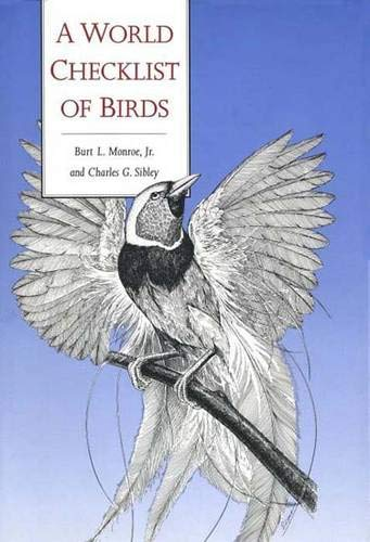 9780300055474: A World Checklist of Birds