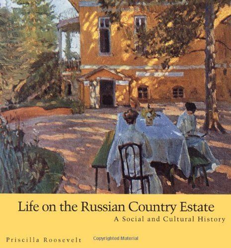 9780300055955: Life on the Russian Country Estate: A Social and Cultural History