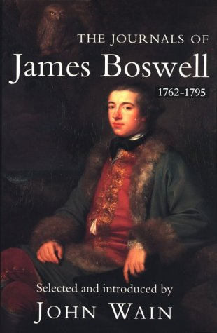 9780300056525: The Journals of James Boswell: 1762-1795