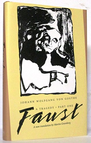 9780300056556: Faust: A Tragedy