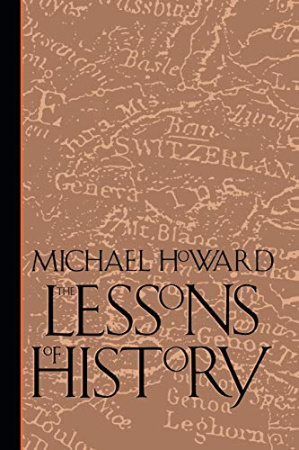 9780300056655: The Lessons of History
