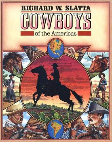 9780300056716: Cowboys of the Americas