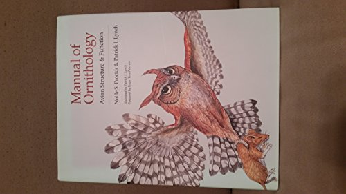 9780300057461: Manual of Ornithology: Avian Structure and Function