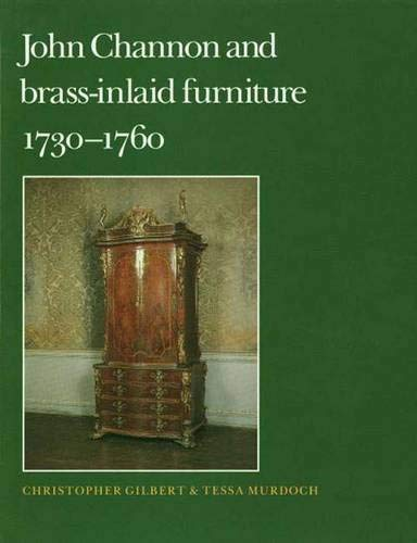 9780300058123: John Channon and Brass Inlaid Furniture