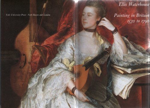 9780300058321: Painting in Britain: 1530-1790, Fifth Edition (The Yale University Press Pelican Histor)