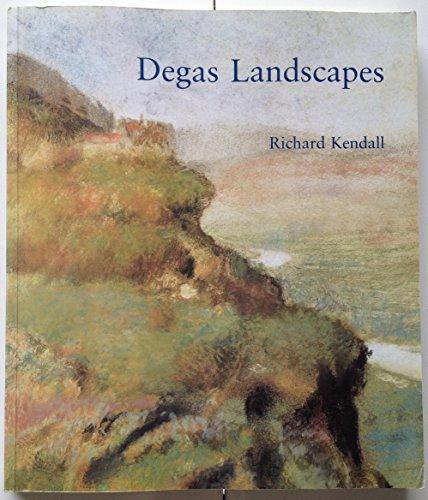 9780300058628: Degas Landscapes