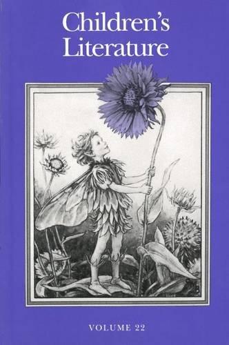 Children's Literature: Volume 22 (Children's Literature Series): Dillard, R. H.