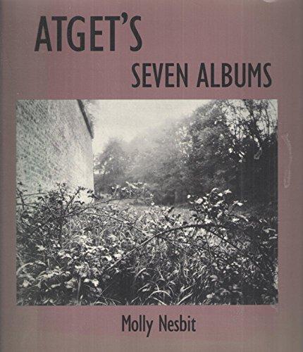 9780300059168: Atget's Seven Albums