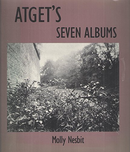 9780300059168: Atget's Seven Albums (Yale Publications in the History of Art)