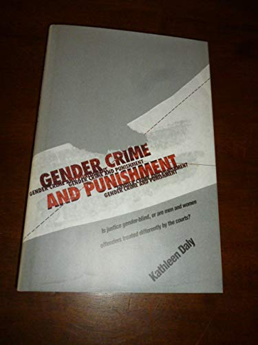 9780300059557: Gender, Crime, and Punishment
