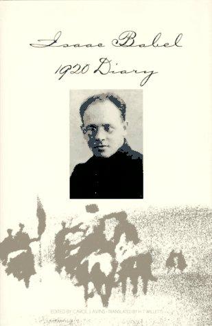 1920 Diary Isaac Babel: Babel, Isaac