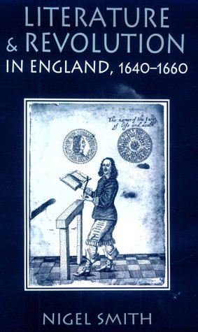 9780300059748: Literature and Revolution in England, 1640-1660