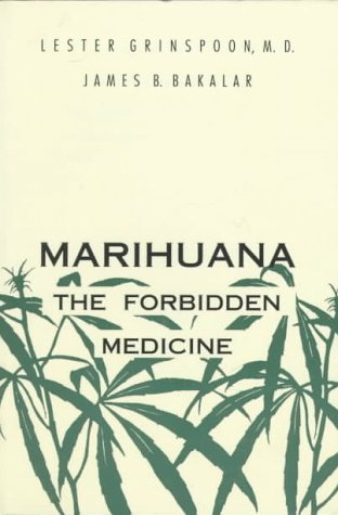 9780300059946: Marihuana, the Forbidden Medicine