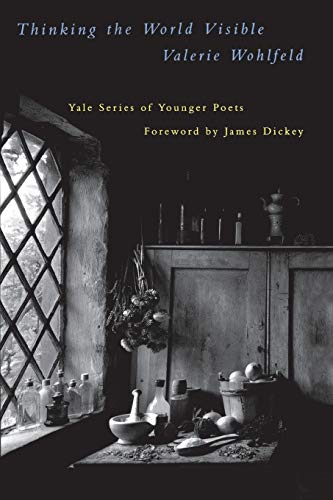9780300060201: Thinking the World Visible (Yale Series of Younger Poets)
