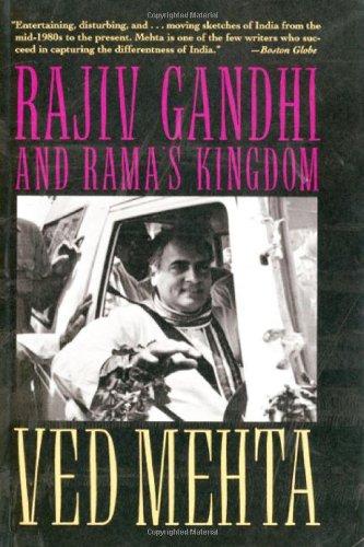 9780300060386: Rajiv Gandhi and Rama's Kingdom