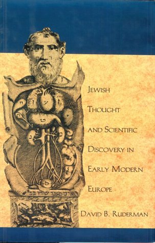 9780300061123: Jewish Thought and Scientific Discovery in Early Modern Europe