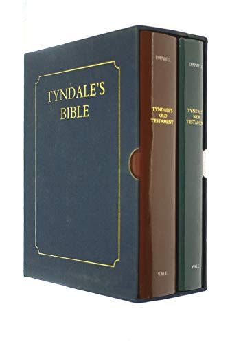 TYNDALE'S BIBLE: Tyndale's New Testament [&] Tyndale's Old Testament [two-volume...
