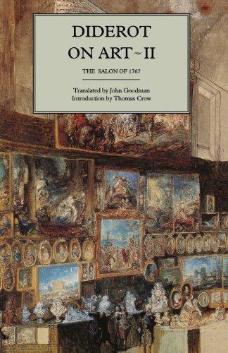 9780300062526: 002: Diderot on Art, Volume II: The Salon of 1767