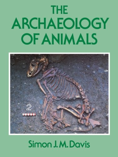 9780300063059: The Archaeology of Animals
