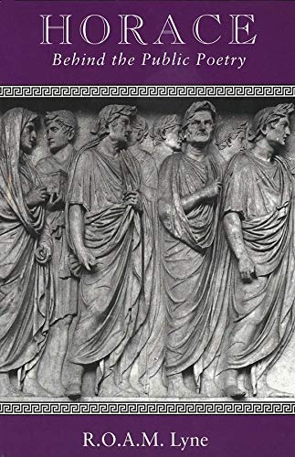 9780300063226: Horace: Beyond the Public Poetry