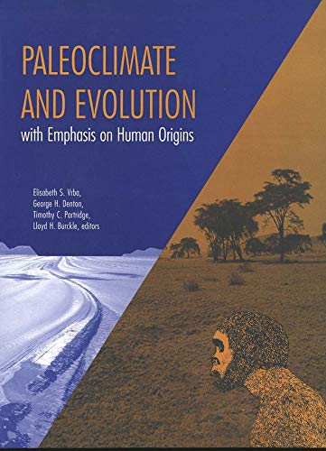 9780300063486: Paleoclimate and Evolution, With Emphasis on Human Origins