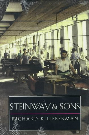 9780300063646: Steinway and Sons